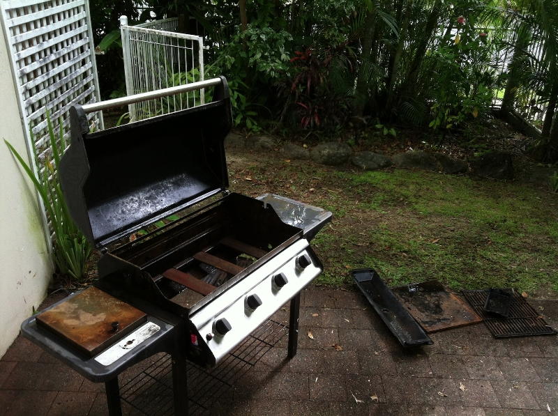 Repurposed Gas BBQ | CANWAD